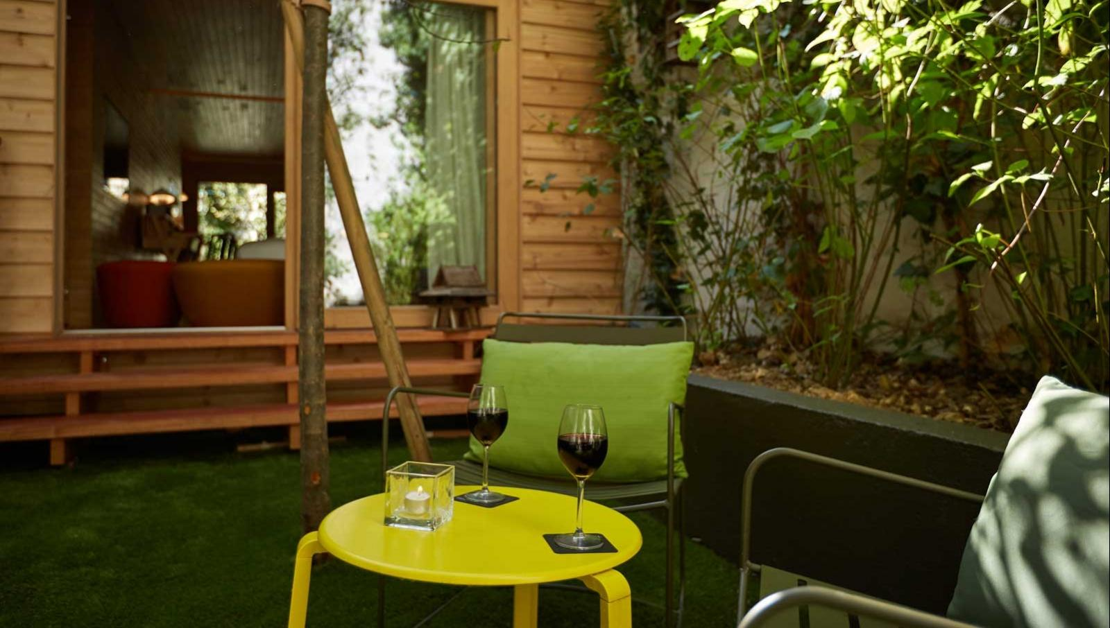 Whereez - Un cocon caché : Cabane romantique avec jardin ...