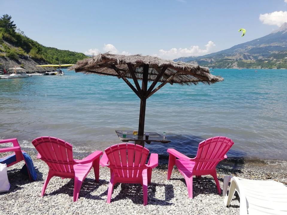 Histoire #5 : Au bord de la plage, une pensée pour mes collègues !