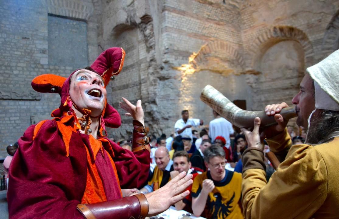 Comment organiser une Journée du Personnel… Au Moyen-Âge ?