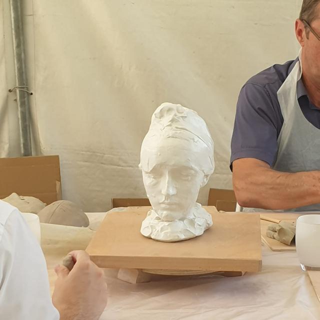 CCR au Musée Rodin - Septembre 2021
